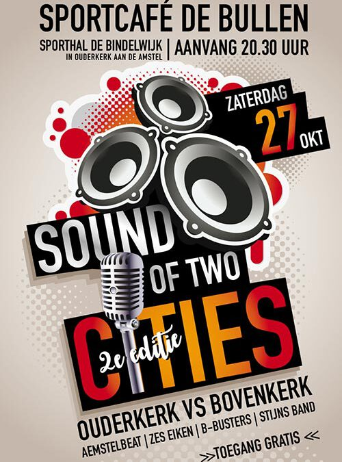 Sound of two Cities | 2e editie