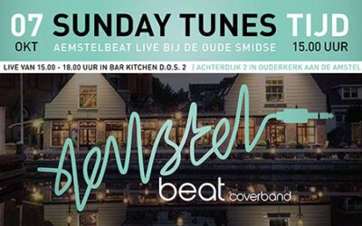 Sunday Tunes met Aemstelbeat bij D.O.S. 2